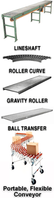 Power and Gravity Rollers